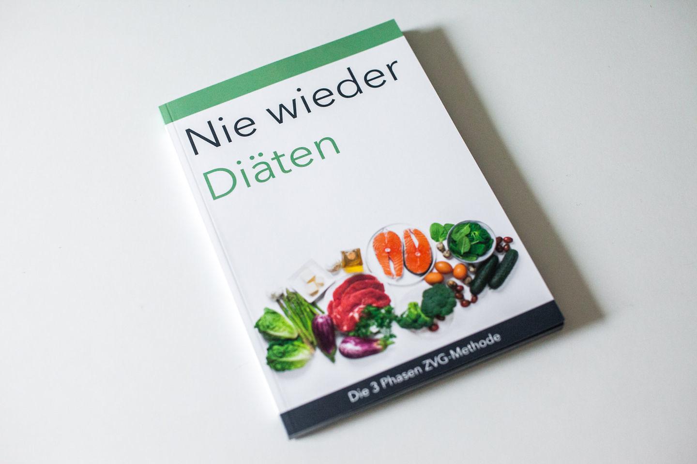 """Buch """"Nie wieder Diäten im Test 🥇 // Stefan Schmidt"""